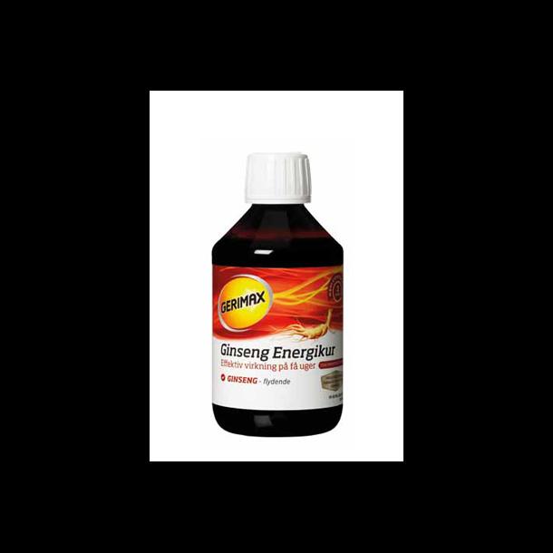 Gerimax Ginseng Energikur 200 ml.